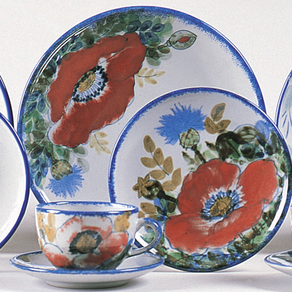Poppy & Discontinued Tableware Archives - Highland Stoneware