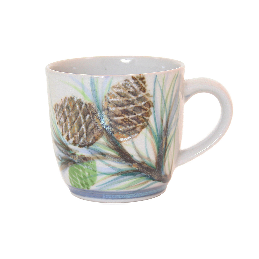 Mug of the Year - Pine Cones