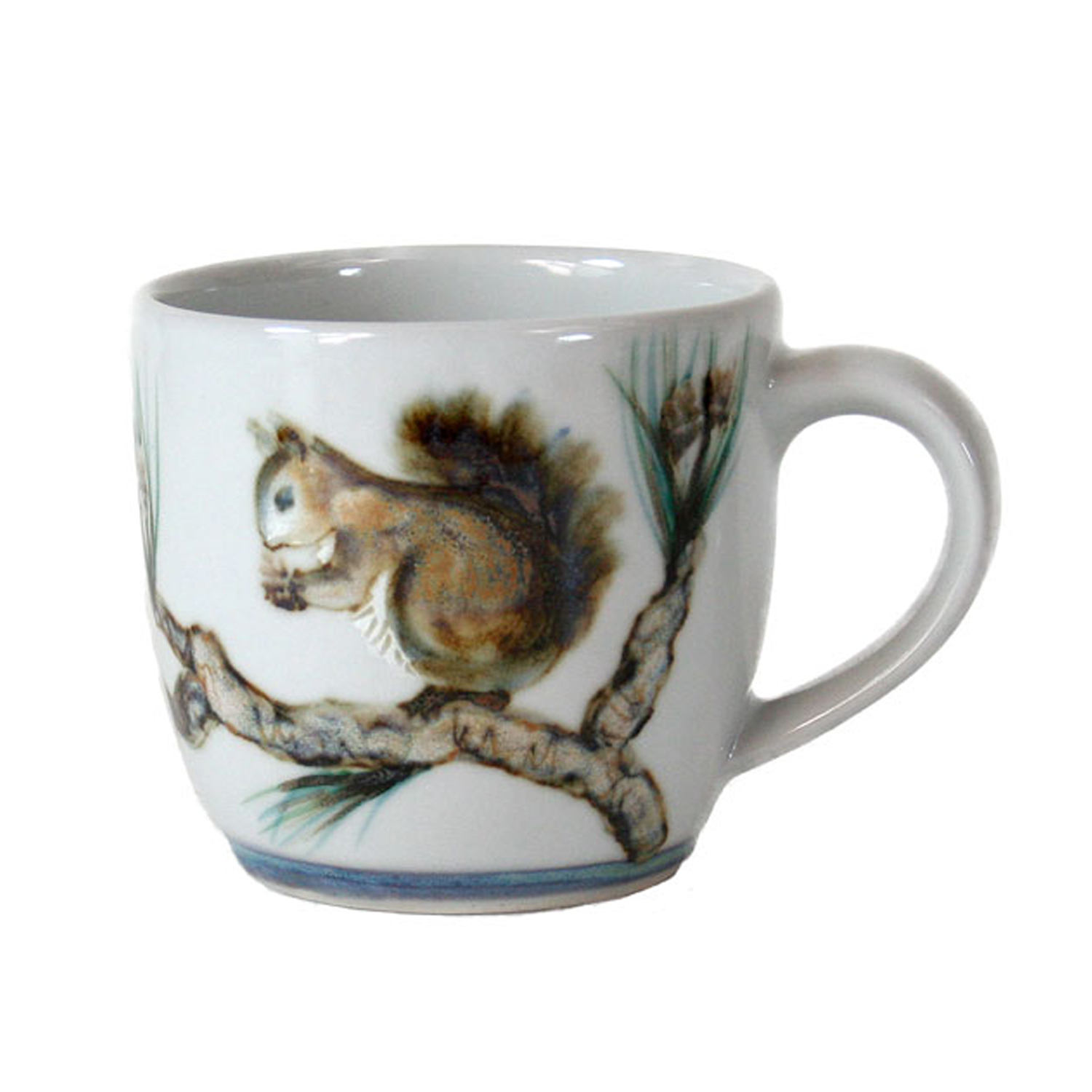 Red Squirrel Mug of Year